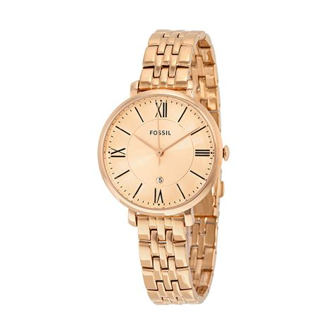 Jam Tangan Fossil Angka Blackgold jual fossil es3435 jacqueline tone jam tangan wanita gold harga