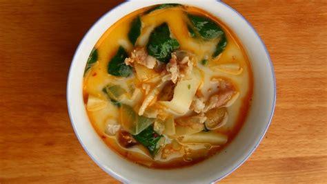 youtube membuat zuppa soup tuscan soup zuppa toscana youtube