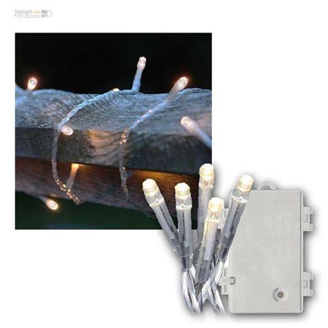 Weihnachtsdeko Fenster Mit Batterie Und Timer by Dura Led Batterie Au 223 En Lichterketten Mi Timer