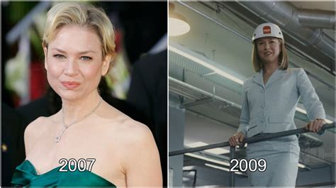 Is Bridget Losing Weight by Renee Zellweger Put On Weight For Three Times