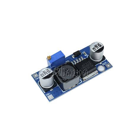 Xl6009 Adjustable Dc Dc Step Up Boost Module xl6009 dc dc adjustable step up boost power converter module replace lm2577 ebay