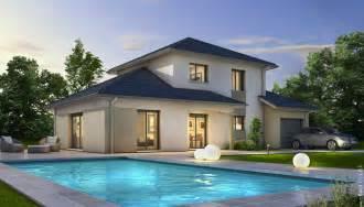maison moderne semnoz plan gratuit maisons