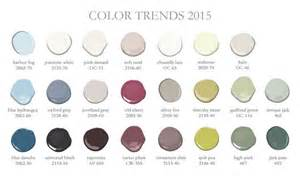 benjamin color color trends 2015 color of the year and trends