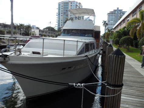 motor yacht for sale ebay 1975 concorde 54 motor yacht ebay