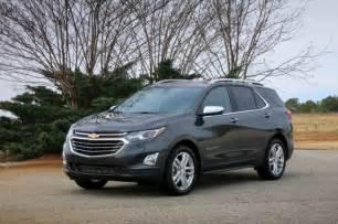 Chevrolet Equinox Price 2018 Chevrolet Equinox Review Drive