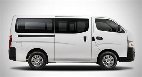 nissan caravan side view nissan nv350 urvan 15 seater with a p149 000 all in