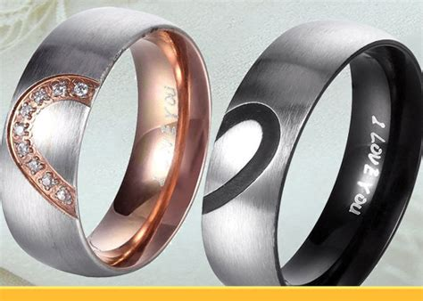 say yes to promise rings for couples