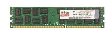 Ram Ddr3 Sun 371 4966 sun 8gb ddr3 pc10600 memory
