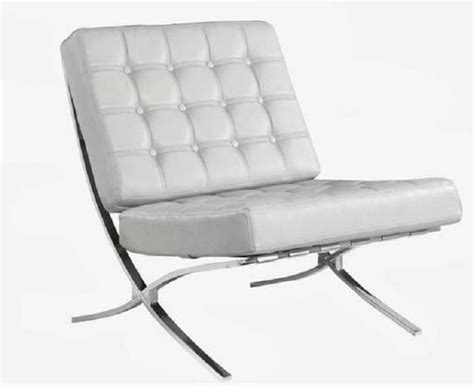 white leather living room chair barcelona white leather accent chair modern living