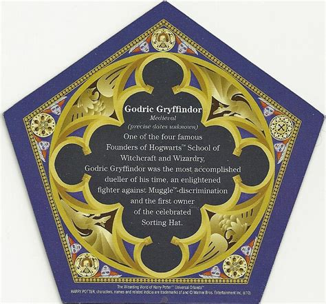 harry potter wizard cards template 26 best images about harry potter chocolate frogs on