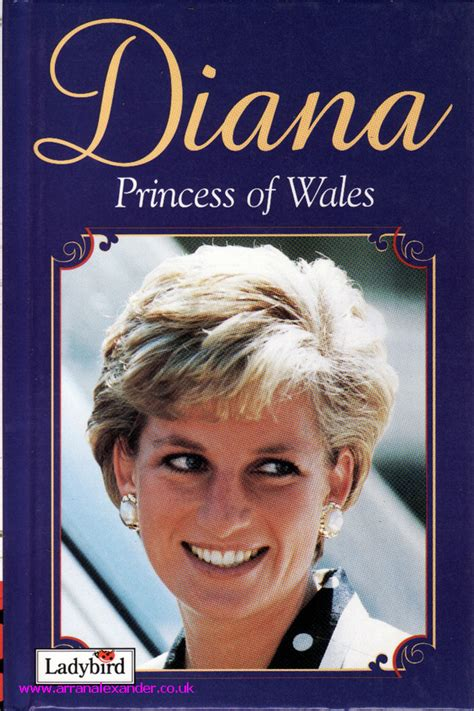 biography of lady diana book diana princess of wales ladybird book famous people first