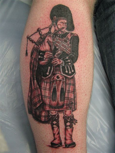 piper tattoo scottish piper by drewgovan on deviantart