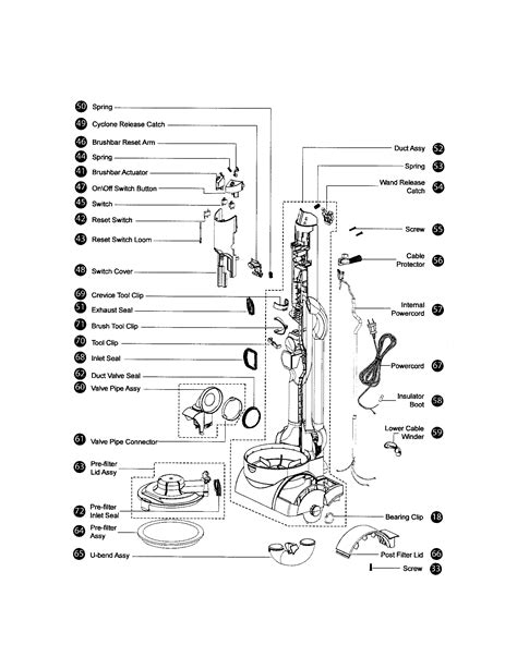 dc14 parts diagram dyson vacuum cleaner wiring diagram wiring diagram manual