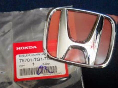Emblem Logo Honda Brio emblem h logo belakang honda brio ukuran 10x8cm