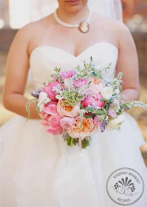 Bridal Bokay Flowers by Ranunculus And Peony Wedding Bouquet