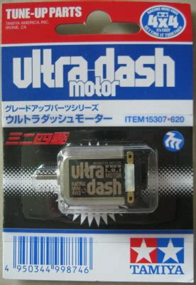 Tamiya 15307 Mini 4wd Ultra Dash Motor vellrip tamiya r c mini 4wd ultra dash motor 15307 new