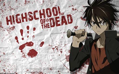 high school of dead high school of the dead gratis