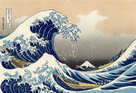 hokusai a life in slow life arts archives slow life