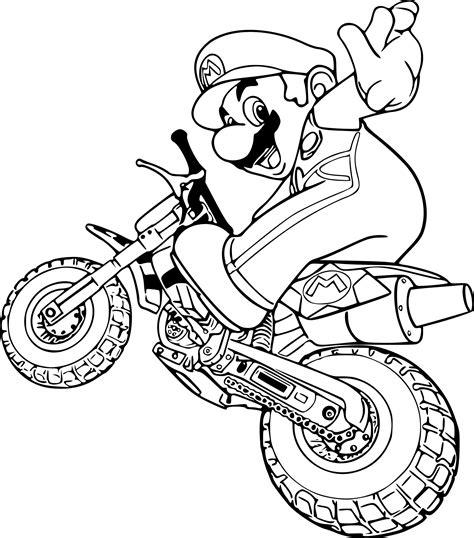 Coloriage En Ligne De Mario Et Luigil