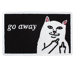 go away rug ripndip
