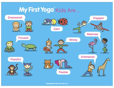 free printable yoga poses for preschoolers technology for self regulation ot s with apps technology