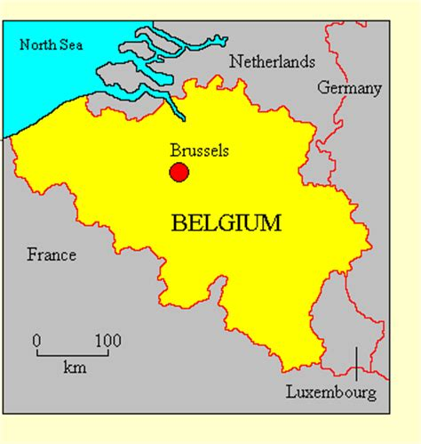 belgium country map adam carr s electoral archive