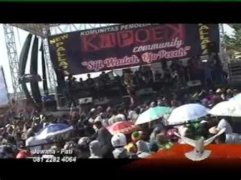 agung vs brodin pertemuan istri soleha new palapa pertemuan new palapa karaban pati 2012 doovi