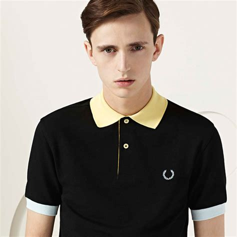 Fred Perry fred perry laurel wreath ss13 collection ftape