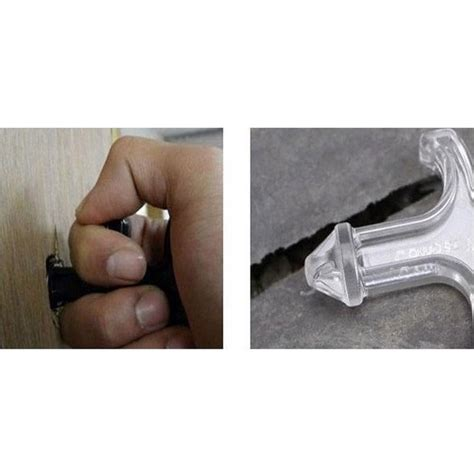 Outdoor Self Defense Knuckle Ring Weapon Cincin Bela Diri outdoor self defense knuckle weapon senjata bela diri transparent jakartanotebook