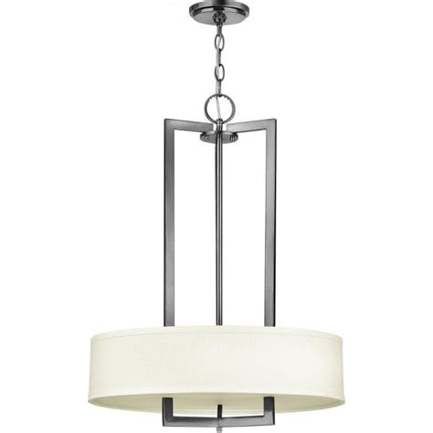 Modern Pendant Lights Uk Large Deco Ceiling Light Or Chandelier Nickel With White Shade