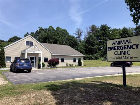 Butler Memorial Hospital Detox Unit by Animal Emergency Clinic Of Mid Maine In Lewiston Animal