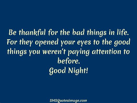 13 Things To Be Honest About In Your Profile by Be Thankful For The Bad Things Sms Quotes Image