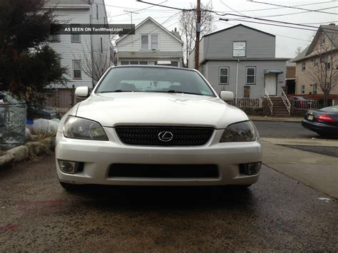 lexus sedan 2001 2001 lexus is300 base sedan 4 door 3 0l