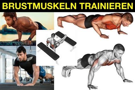 ᐅᐅᐅ Wie Brustmuskeln Trainieren Ohne Ger 228 Te Zuhause