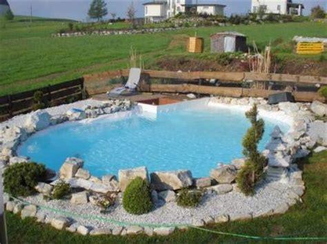 Mauern Im Garten 2770 by Bildimpressionen Pool Und Schwimmbad Selber Bauen Pool