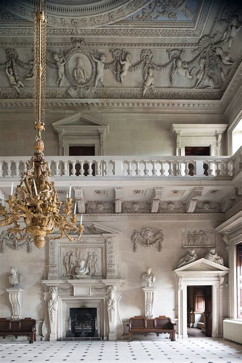 Houghton Interiors by Houghton Portrait Of An Country House At The