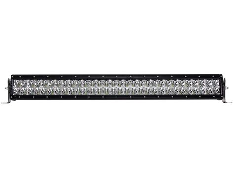 Shop Rigid 30 Inch E Series White Flood Led Light Bar Rigid Industries 30 Led Light Bar
