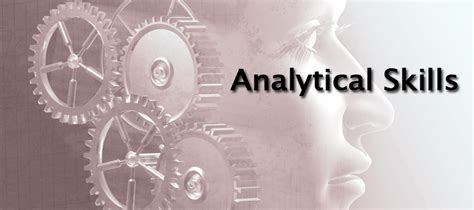 Analytical Abilities Twd Analytical Skills Research Methods