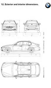 2012 bmw 3 series dimensions images new bmw 3 series