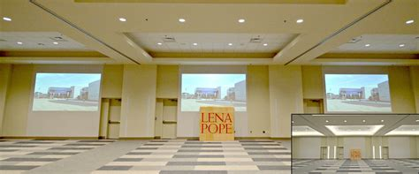 lena pope in fort worth gains new audio system