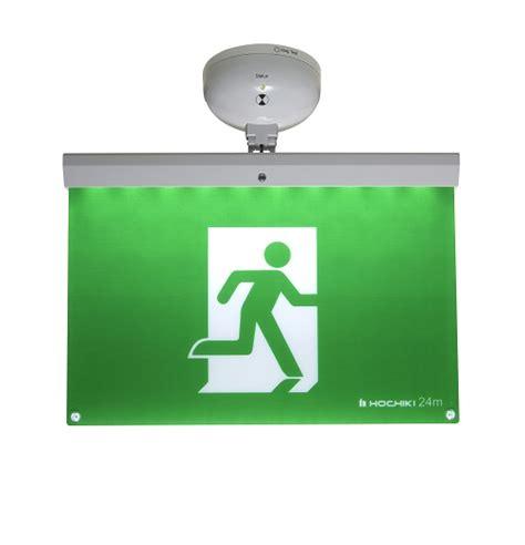 Addressable Emergency Lighting - 16m addressable exit sign firescape emergency lighting