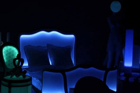 glow in the bedroom ideas interior designs room