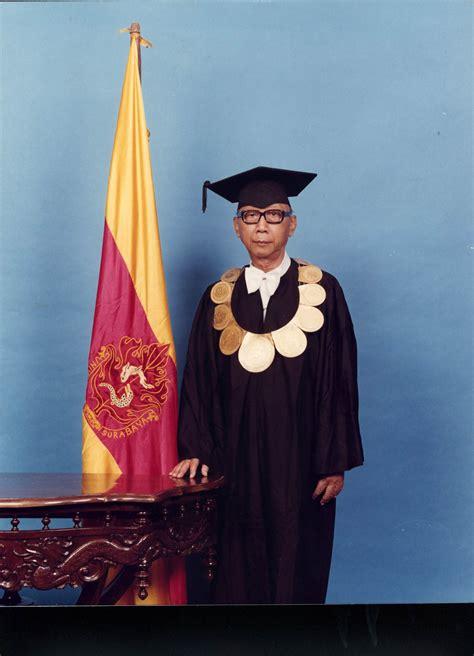 Rd Ponorogo prof rd soebijono tjitrowinoto s h rektor ubaya 1976