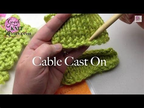 cable cast on loom knitting 25 unique cable cast on knitting ideas on