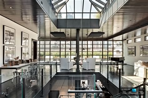 One57 Penthouses Floor Plan tribeca loft mansion 144 duane street new york ny