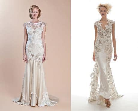 Brautkleider 20er Jahre by 20er Jahre Hochzeitskleid