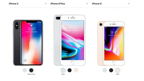 apple iphone 8 iphone 8 plus pre order price specifications availability details and more