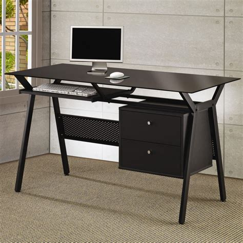 slim computer desk slim computer desk with huge variants of design homesfeed