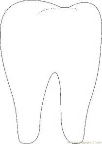 tooth coloring pages coloring pages tooth 02 peoples gt doctors free