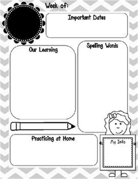 25 Best Ideas About Preschool Newsletter On Pinterest Newsletter Template Free Preschool Monkey Newsletter Template